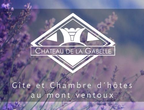 Création du site internet pour le Château de la Gabelle