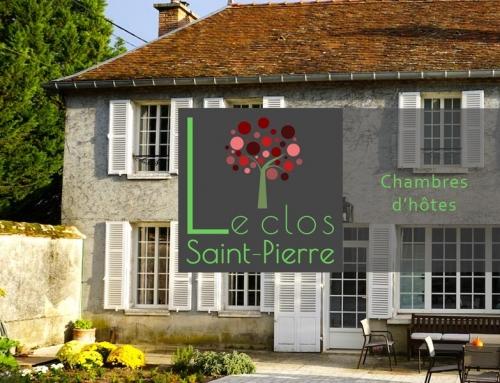 création et formation pour les chambres d'hôtes le Clos Saint Pierre à Troyes