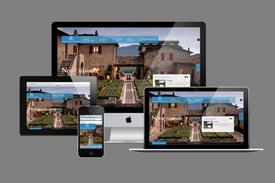création de sites internet pour les maisons d