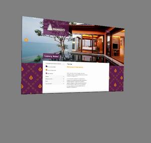 création de site internet les hôtels