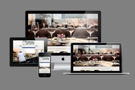 création de site internet pour restaurants gastronomiques