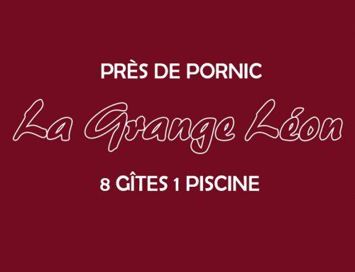 Site internet pour Gîte proche de Pornic
